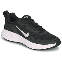 Buty Dziecko Multisport Nike WEARALLDAY GS Czarny / Biały