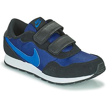 Buty Chłopiec Trampki niskie Nike MD VALIANT PS Niebieski