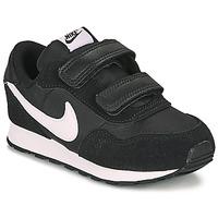 Buty Dziecko Trampki niskie Nike MD VALIANT TD Czarny / Biały