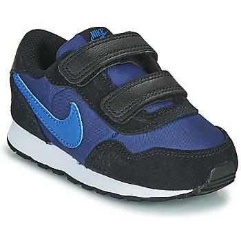 Buty Chłopiec Trampki niskie Nike MD VALIANT TD Niebieski