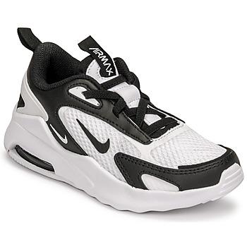 Buty Dziecko Trampki niskie Nike AIR MAX BOLT PS Biały / Czarny