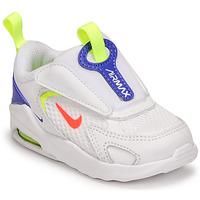 Buty Dziecko Trampki niskie Nike AIR MAX BOLT TD Biały / Niebieski