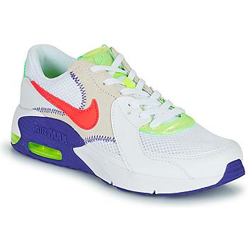 Buty Dziecko Trampki niskie Nike AIR MAX EXCEE AMD GS Biały / Niebieski / Czerwony