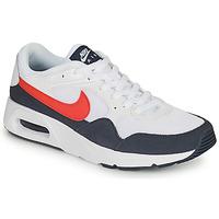 Buty Męskie Trampki niskie Nike NIKE AIR MAX SC Biały / Czerwony / Niebieski