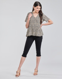 tekstylia Damskie Krótkie spodnie Vero Moda VMHOT SEVEN Czarny