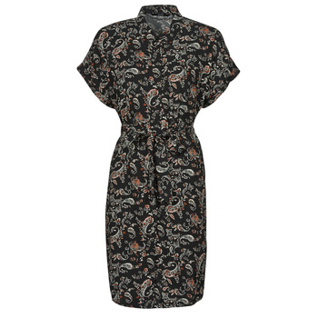 tekstylia Damskie Sukienki krótkie Vero Moda VMSIMPLY EASY Czarny