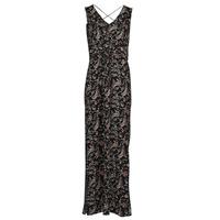 tekstylia Damskie Sukienki długie Vero Moda VMSIMPLY EASY Czarny