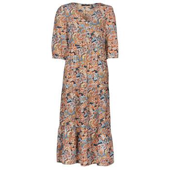 tekstylia Damskie Sukienki długie Vero Moda VMLIS Wielokolorowy