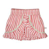 tekstylia Dziewczynka Szorty i Bermudy Ikks XS26000-35 Czerwony
