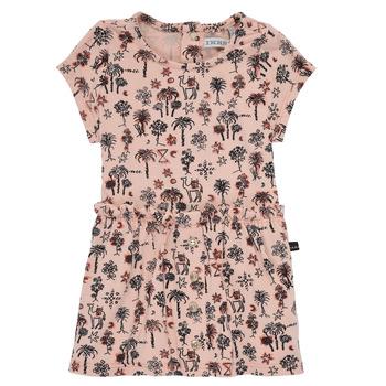 tekstylia Dziewczynka Sukienki krótkie Ikks XS30080-32 Wielokolorowy