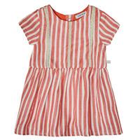tekstylia Dziewczynka Sukienki krótkie Ikks XS30000-35 Czerwony