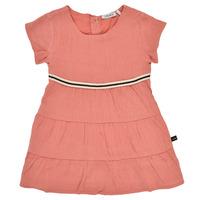 tekstylia Dziewczynka Sukienki krótkie Ikks XS30090-67 Pomarańczowy