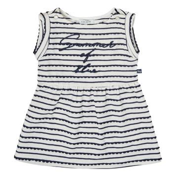 tekstylia Dziewczynka Sukienki krótkie Ikks XS30030-19 Wielokolorowy