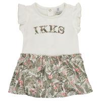 tekstylia Dziewczynka Sukienki krótkie Ikks XS30120-19 Wielokolorowy