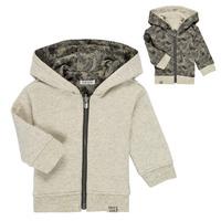 tekstylia Chłopiec Bluzy Ikks XS17041-15 Biały
