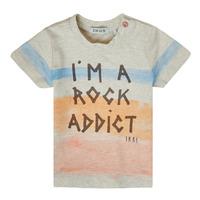 tekstylia Chłopiec T-shirty z krótkim rękawem Ikks XS10061-60 Wielokolorowy