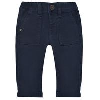 tekstylia Chłopiec Spodnie z pięcioma kieszeniami Ikks XS29011-48 Marine