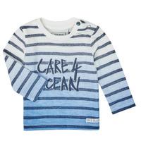 tekstylia Chłopiec T-shirty z długim rękawem Ikks XS10001-19 Wielokolorowy