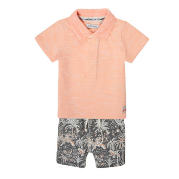 tekstylia Chłopiec Komplet Ikks XS37001-77 Wielokolorowy