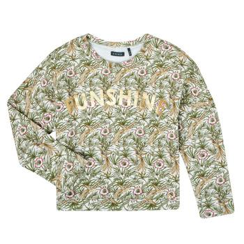 tekstylia Dziewczynka Bluzy Ikks XS15032-11-C Wielokolorowy