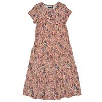 tekstylia Dziewczynka Sukienki długie Ikks XS30042-32-J Wielokolorowy