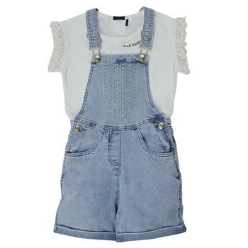 tekstylia Dziewczynka Komplet Ikks XS37022-84-C Wielokolorowy