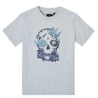 tekstylia Chłopiec T-shirty z krótkim rękawem Ikks XS10243-21-C Szary
