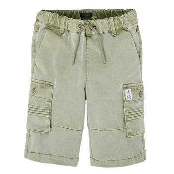 tekstylia Chłopiec Szorty i Bermudy Ikks XS25153-57-C Kaki