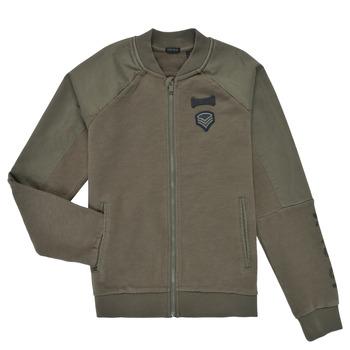 tekstylia Chłopiec Bluzy Ikks XS17043-57-C Kaki