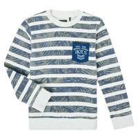 tekstylia Chłopiec Bluzy Ikks XS15053-22-C Wielokolorowy