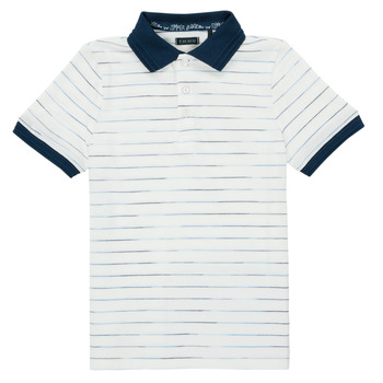 tekstylia Chłopiec Koszulki polo z krótkim rękawem Ikks XS11003-19-C Wielokolorowy