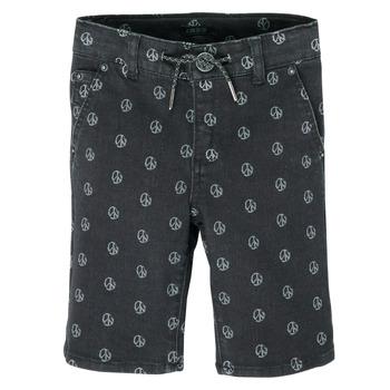 tekstylia Chłopiec Szorty i Bermudy Ikks XS25063-02-J Czarny