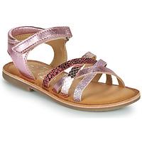 Buty Dziewczynka Sandały Mod'8 CANILA Różowy