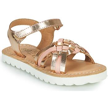 Buty Dziewczynka Sandały Mod'8 JOKINE Różowy