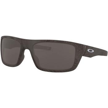 Zegarki & Biżuteria  Męskie okulary przeciwsłoneczne Oakley OO9367-2060 GREY CARBON Gris