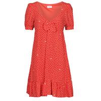 tekstylia Damskie Sukienki krótkie Liu Jo WA1339-T4768-T9684 Czerwony