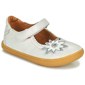 Buty Dziewczynka Baleriny GBB FANETTA Biały