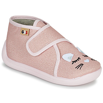 Buty Dziewczynka Obuwie domowe GBB APODIE Różowy