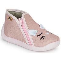 Buty Dziewczynka Obuwie domowe GBB APOLA Różowy