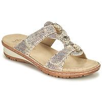 Buty Damskie Sandały Ara HAWAII Beżowy