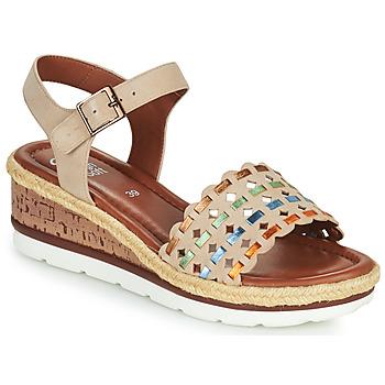 Buty Damskie Sandały Ara CADIZ-S Beżowy