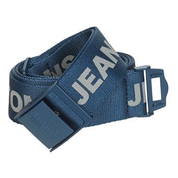 Dodatki Męskie Paski Tommy Jeans TJM FASHION WEBBING BELT Niebieski