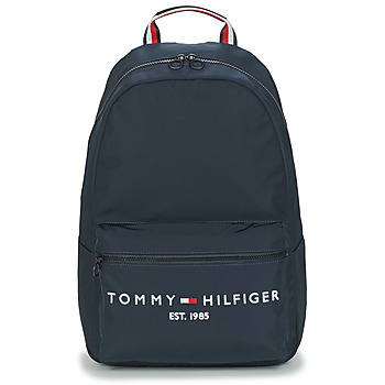 Torby Plecaki Tommy Hilfiger TH ESTABLISHED BACKPACK Marine