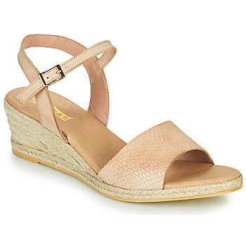 Buty Damskie Sandały So Size OTTECA Beżowy