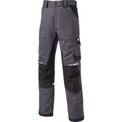 tekstylia Spodnie bojówki Dickies Pantalon  Gdt Premium gris/noir