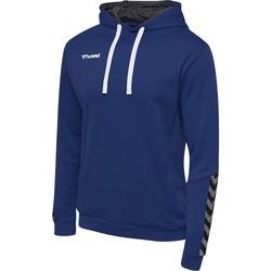 tekstylia Męskie Bluzy Hummel Sweatshirt  hmlAUTHENTIC Poly bleu