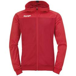 tekstylia Chłopiec Bluzy dresowe Kempa Veste  Prime Multi rouge vif/rouge