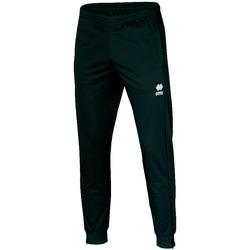 tekstylia Spodnie dresowe Errea Pantalon  milo 3.0 noir