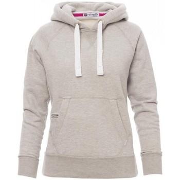tekstylia Damskie Bluzy Payper Wear Sweatshirt femme Payper Tokyo gris