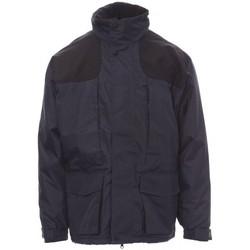 tekstylia Męskie Kurtki krótkie Payper Wear Veste Payper Ski bleu marine/noir